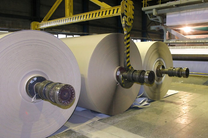 industry of paper