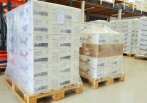 Pallets to Germany